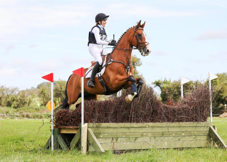 EVENTING: Kelly dominates at Frankfort Stud