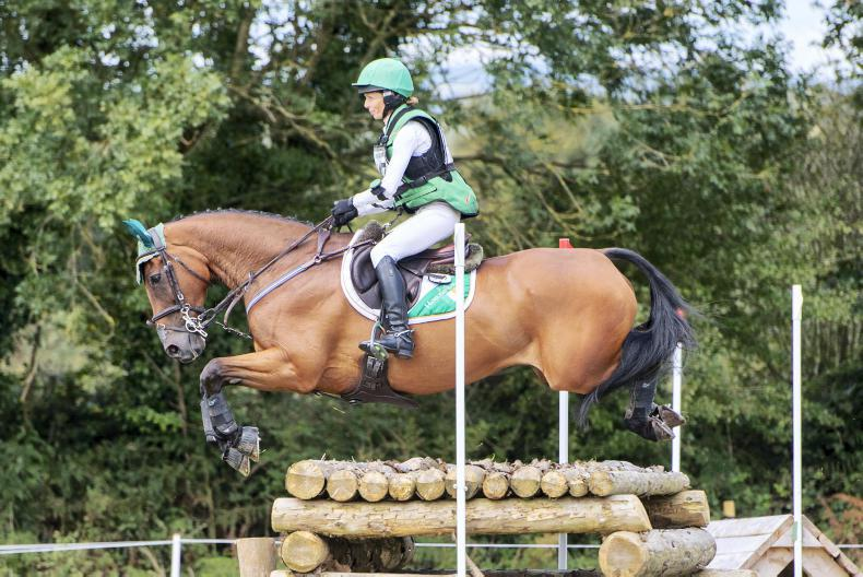 BALLINDENISK INTERNATIONAL: Reliable 'Rocket' triumphs for Ennis