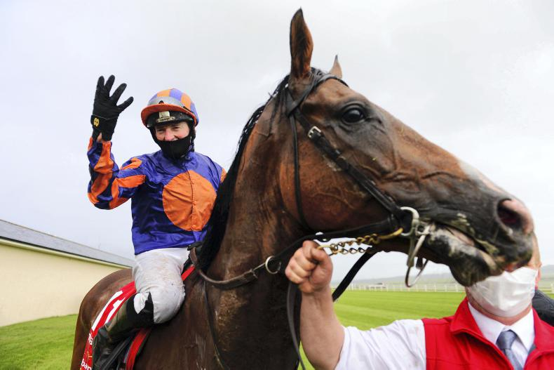 NEWS: Santiago St Leger ride looks up for grabs