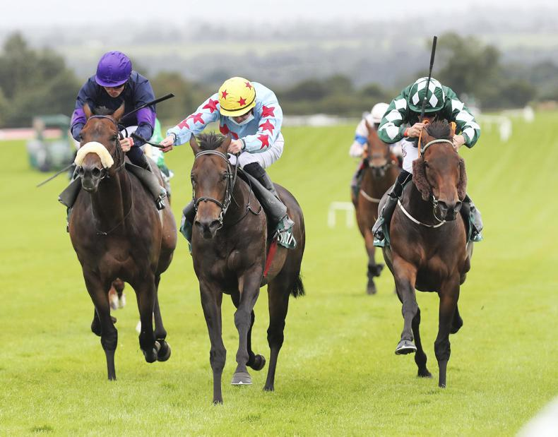 NAVAN SATURDAY: No stopping Step Too Far