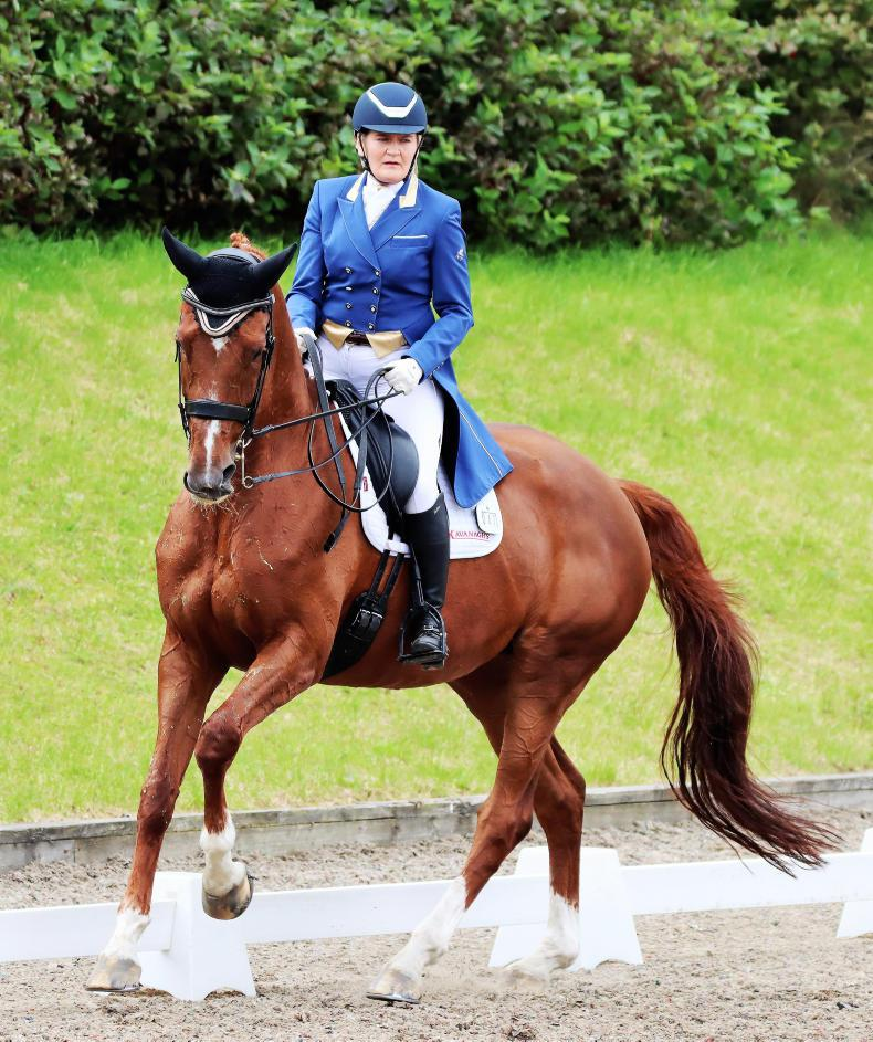 20 IN 20 - Marguerite McSweeney: The dressage boss