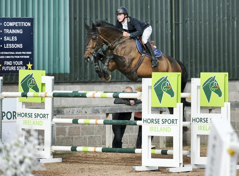 SHOW JUMPING: Stylish win for Pender and Gucci