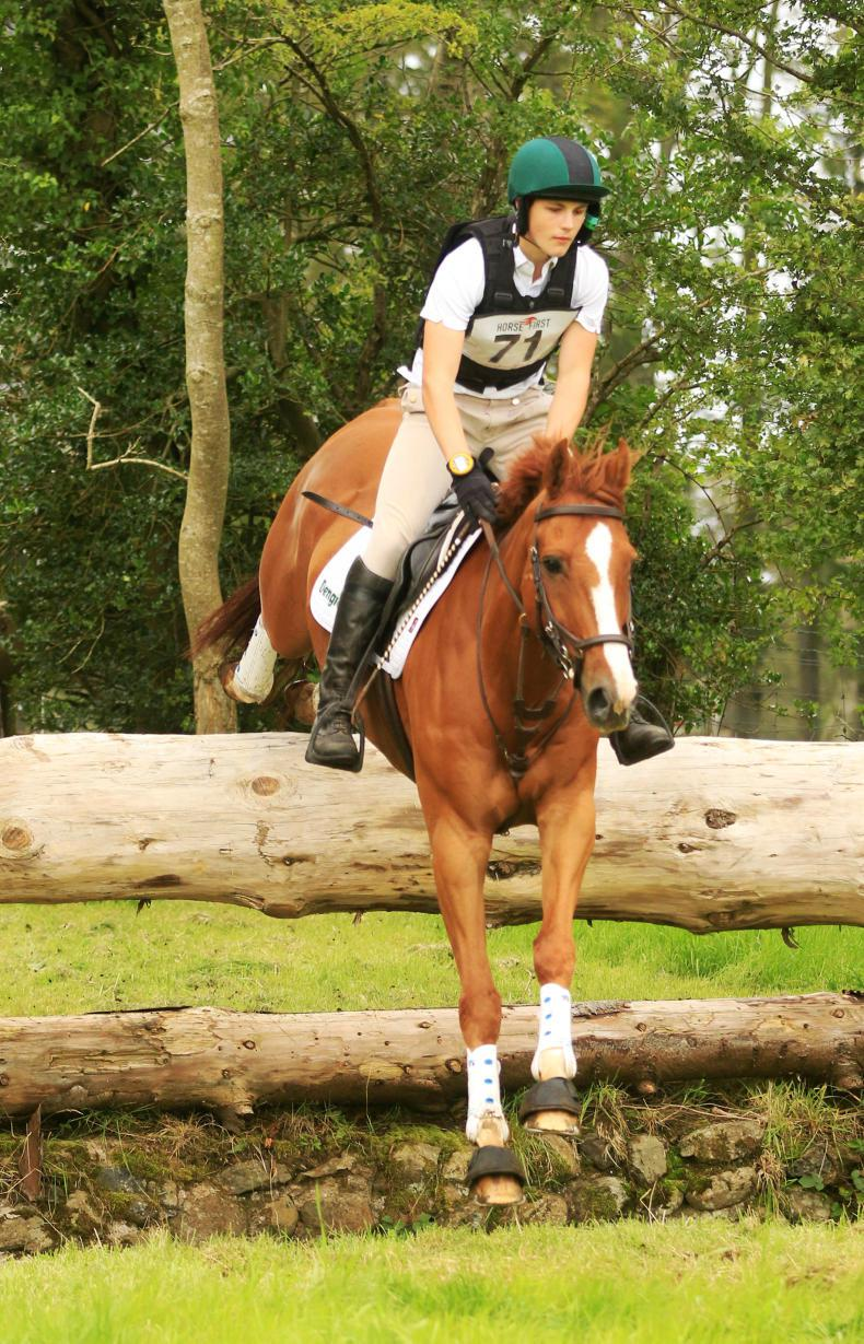 EVENTING: Mon Ami Alme proves winning ally for Tom