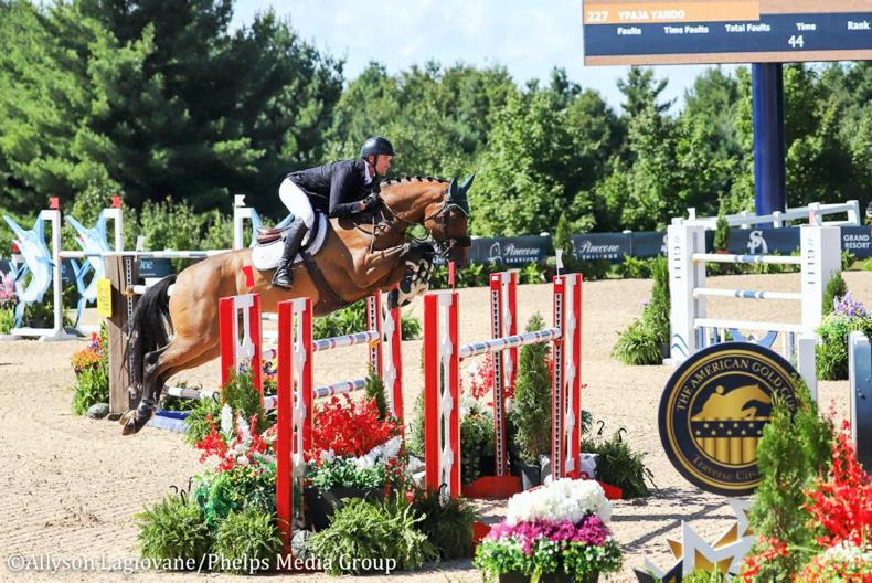 INTERNATIONAL: Wins for Sweetnam and Moloney in Traverse City