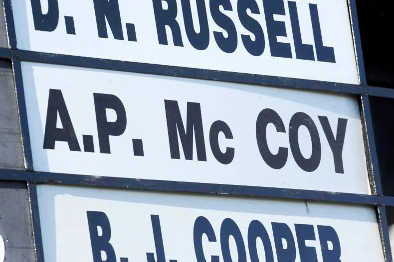 Punchestown hoping for A.P. McCoy farewell