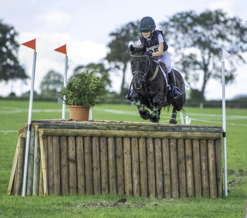 EVENTING: Terrific Tiggy bags a double