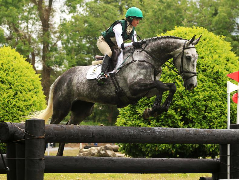 EVENTING: Greenhall Granuaile steps up to win for Ennis
