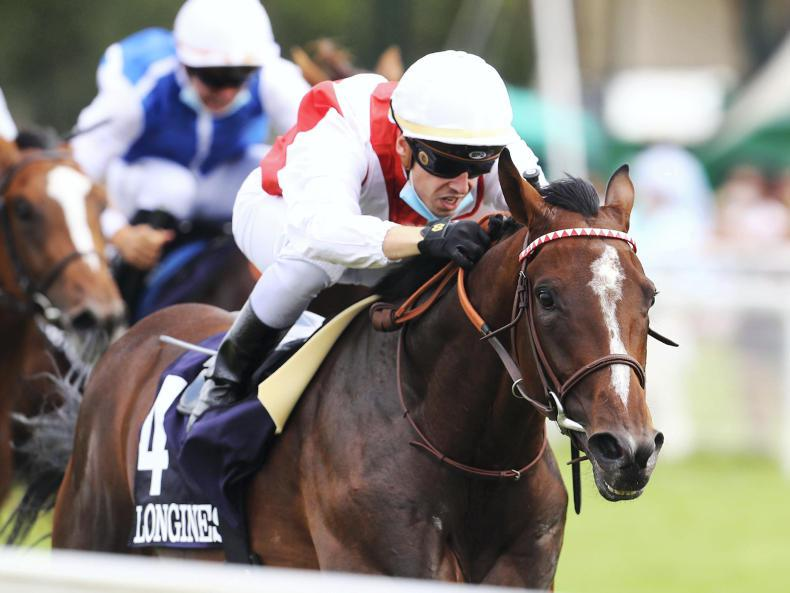 FRENCH PREVIEW: Guillaume ready for Group 1 glory