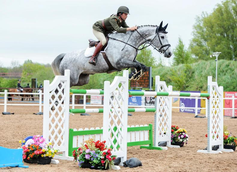 SHOW JUMPING: 'It's been a long time since the Army won the title'