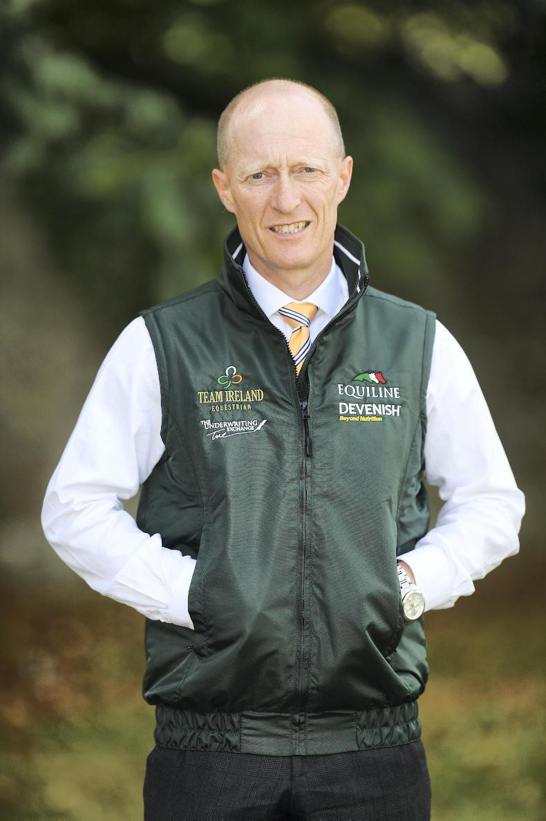 NEWS: Murphy's time as CEO of Horse Sport Ireland ends