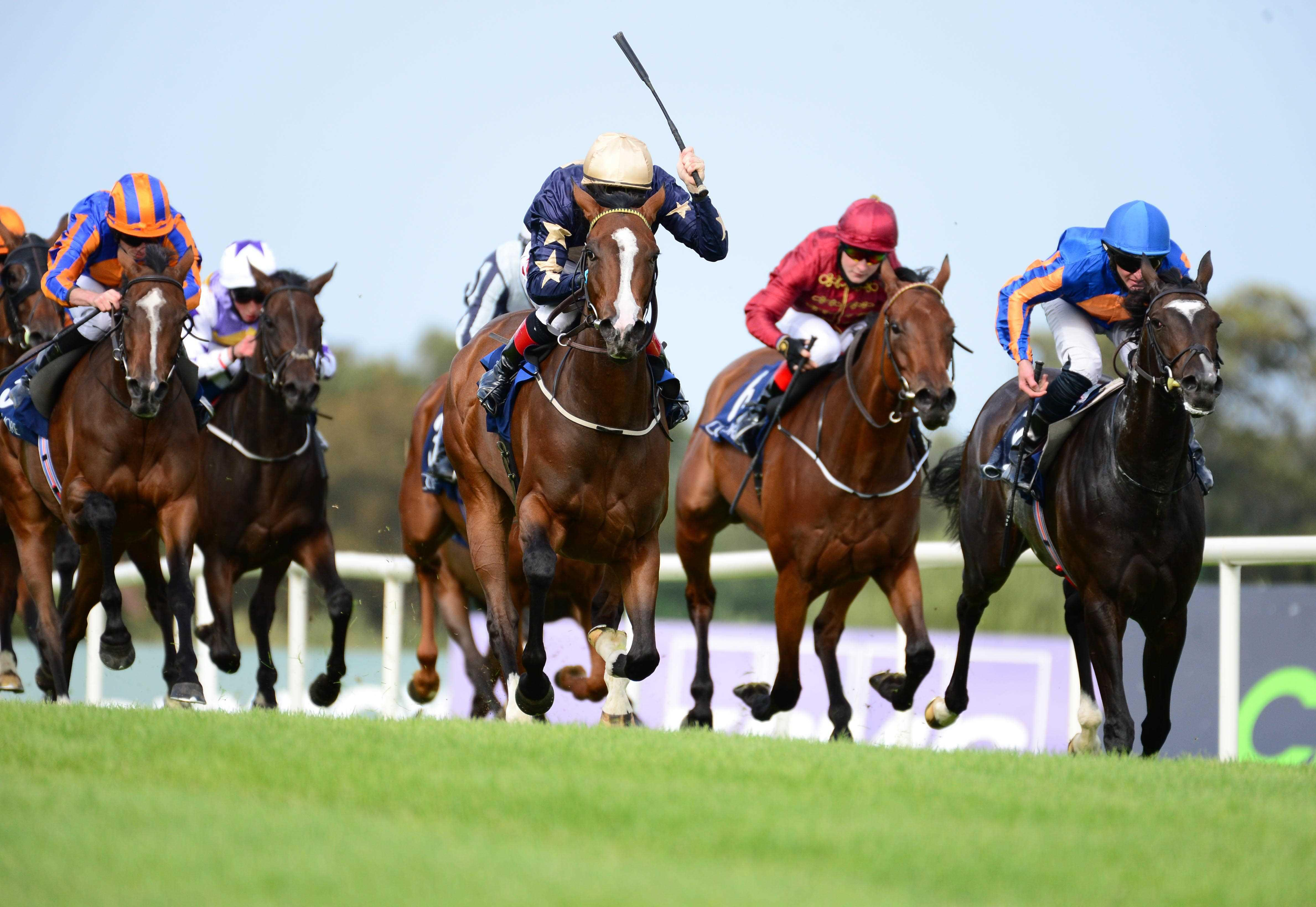 LEOPARDSTOWN REVIEW: Ice cold Keane delivers Champers to crown Murtagh's season