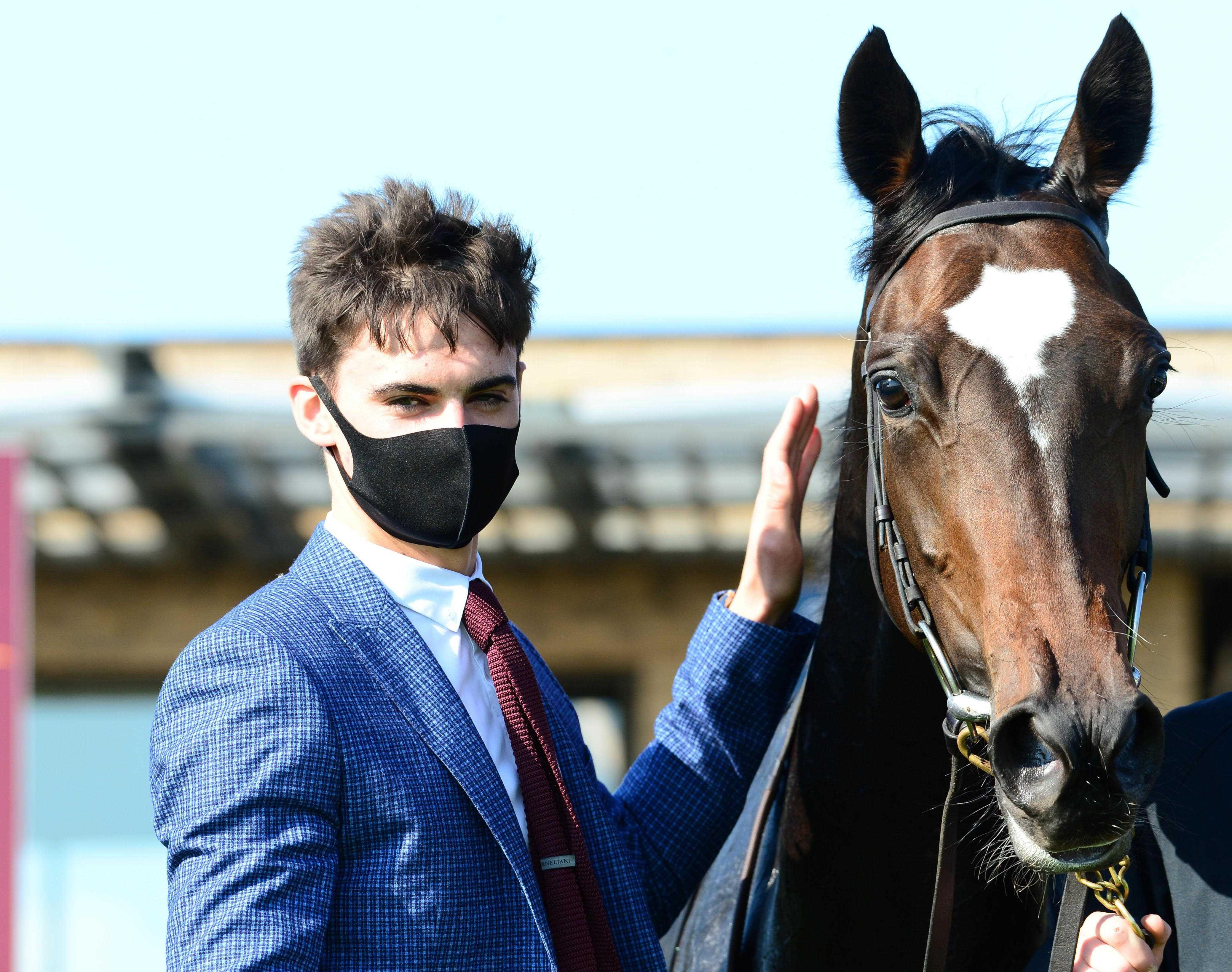 CURRAGH SUNDAY: Shale shades Pretty Gorgeous in Moyglare duel