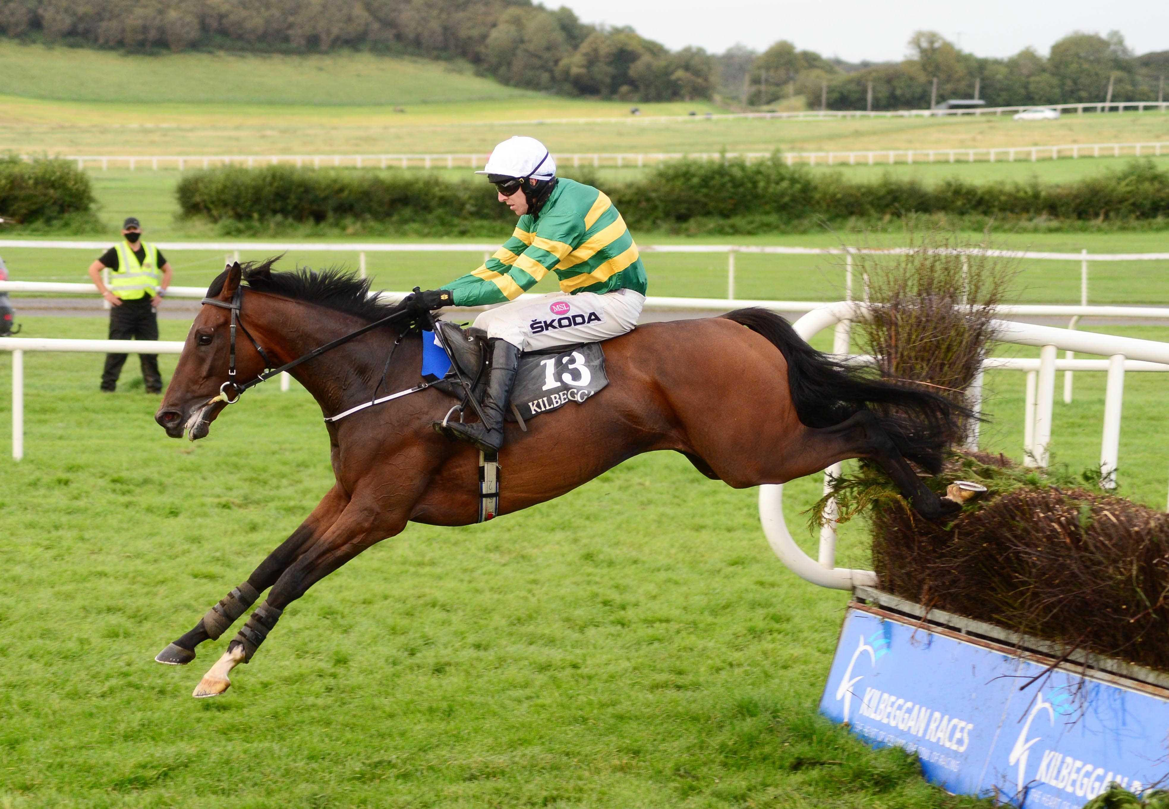KILBEGGAN FRIDAY: A first win for Wave over fences