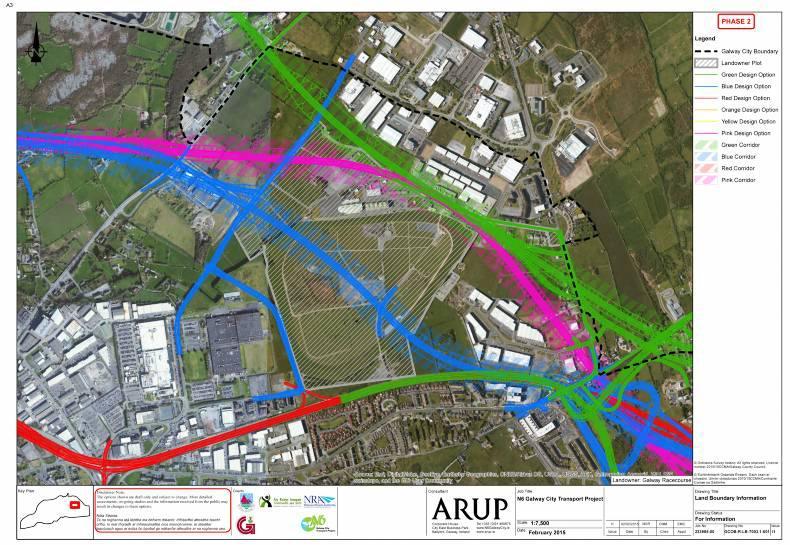 Galway Racecourse seeking Taoiseach intervention over bypass plan