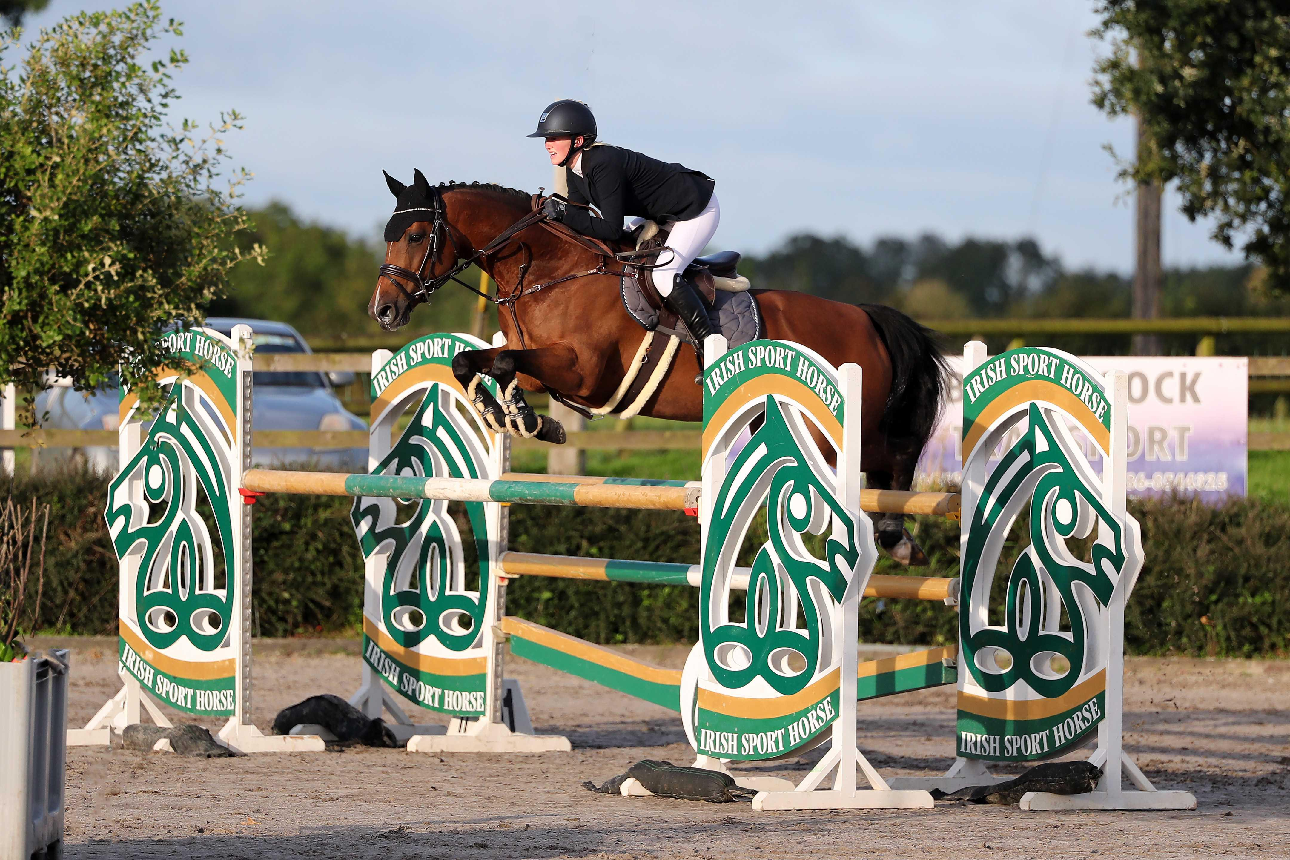 SHOW JUMPING: Queally shines with Nour Alain to capture win