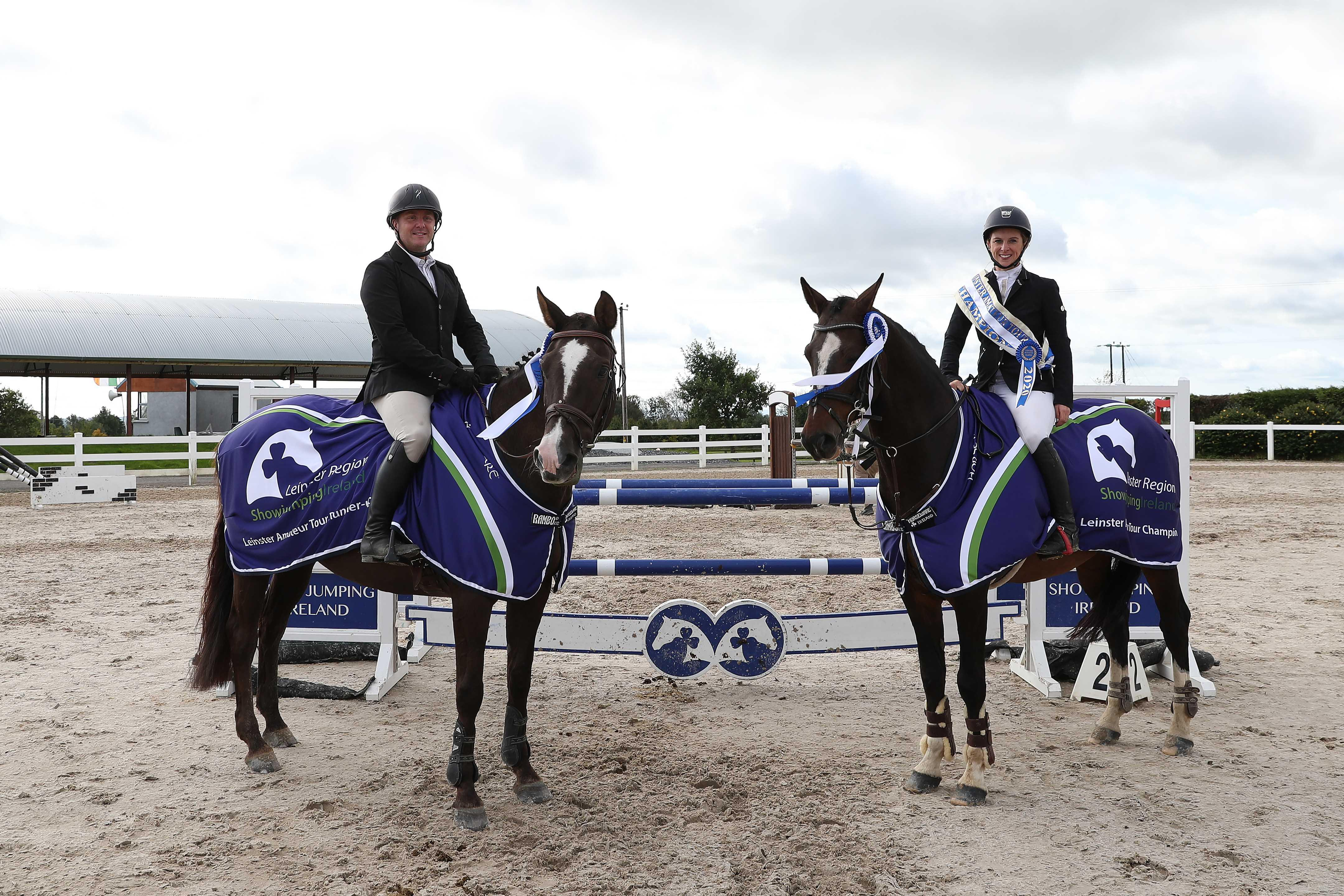 SHOW JUMPING: Kerins and Murphy divide top spoils
