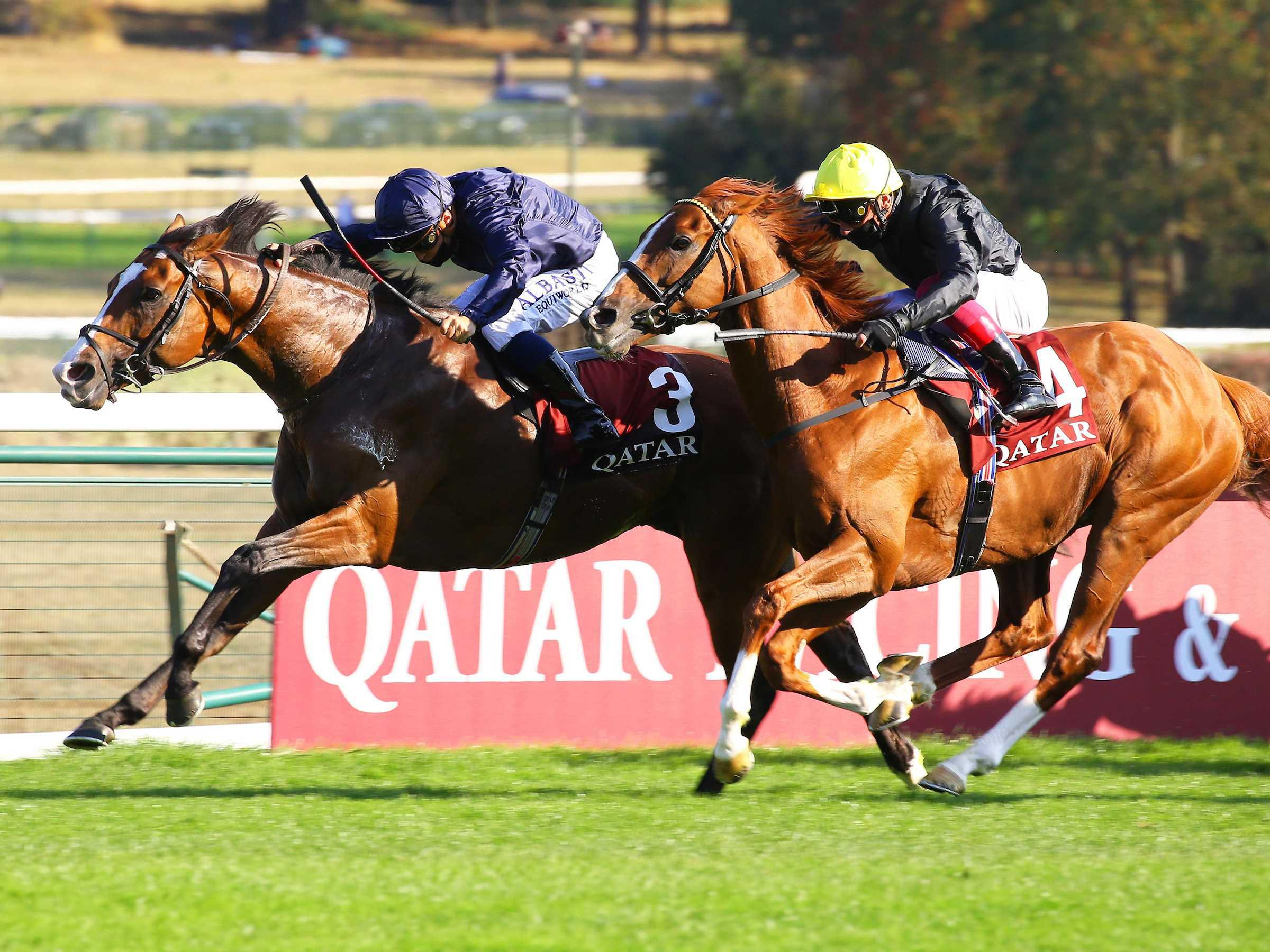 FRANCE: Van Dyck scores for first in eight