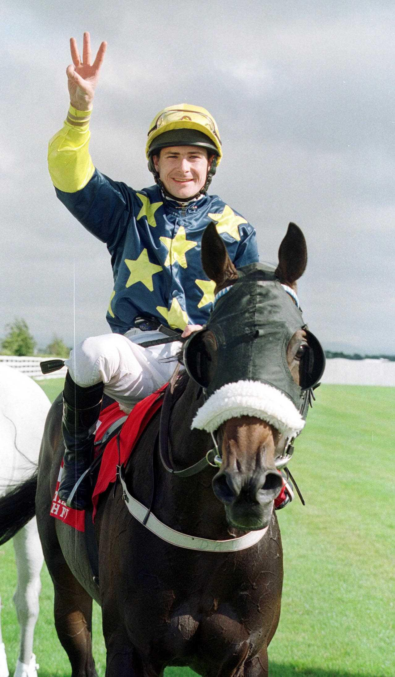 PAT SMULLEN: Key moments in a glittering career