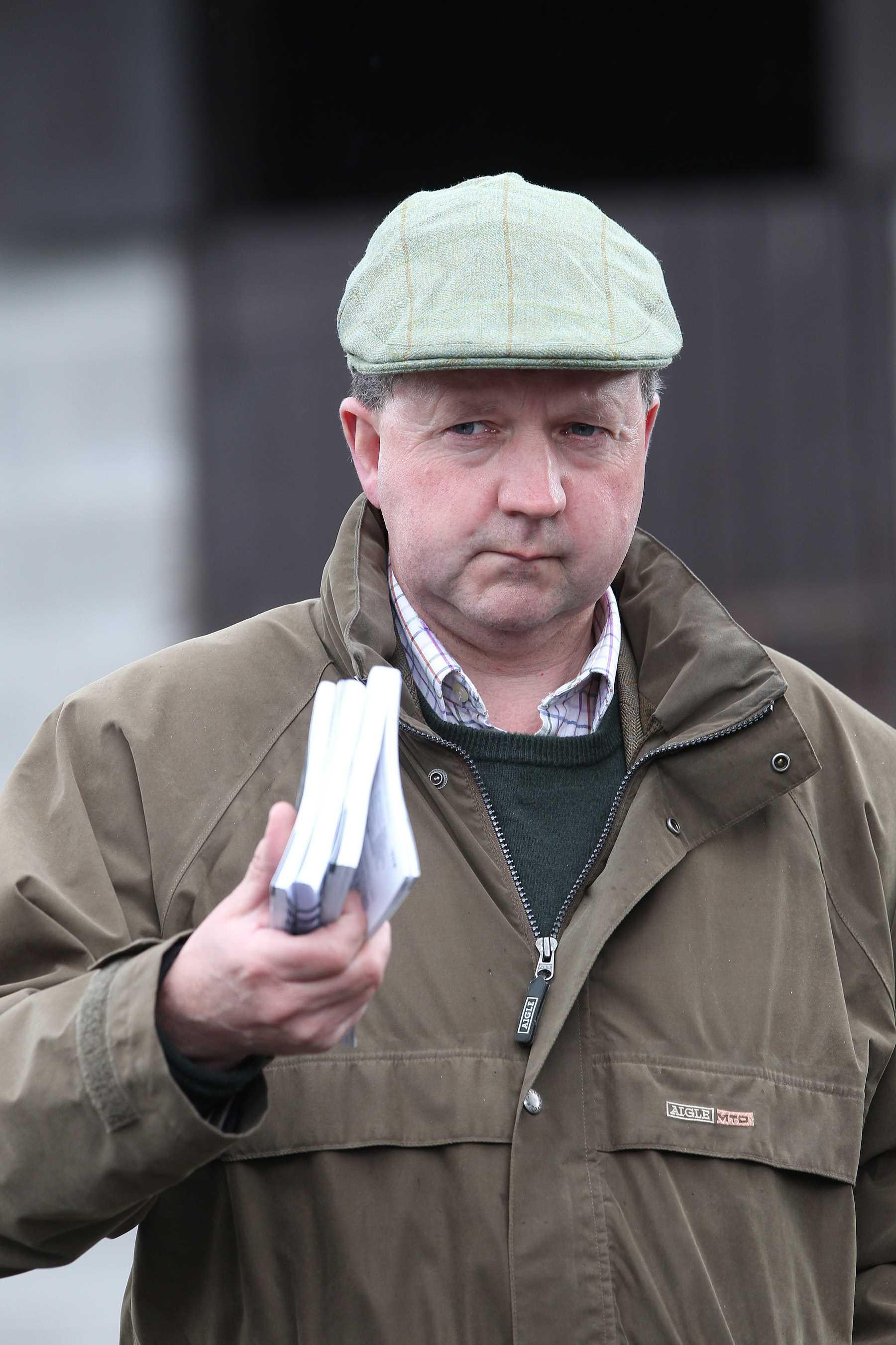 BRITAIN: Red-hot Tim Easterby team strikes at Ayr