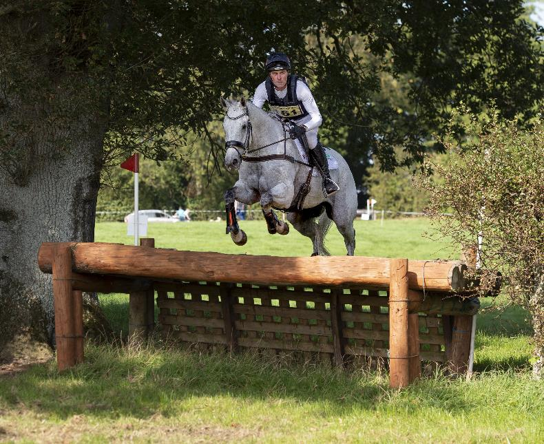 EVENTING: Murphy makes his mark with new ride