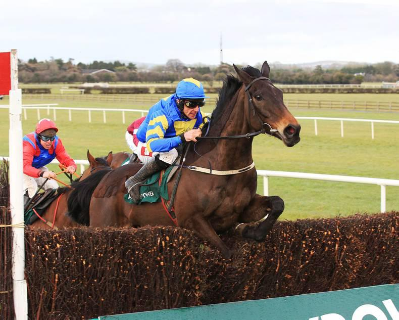 NAAS SUNDAY: Russell has key to Mallowney