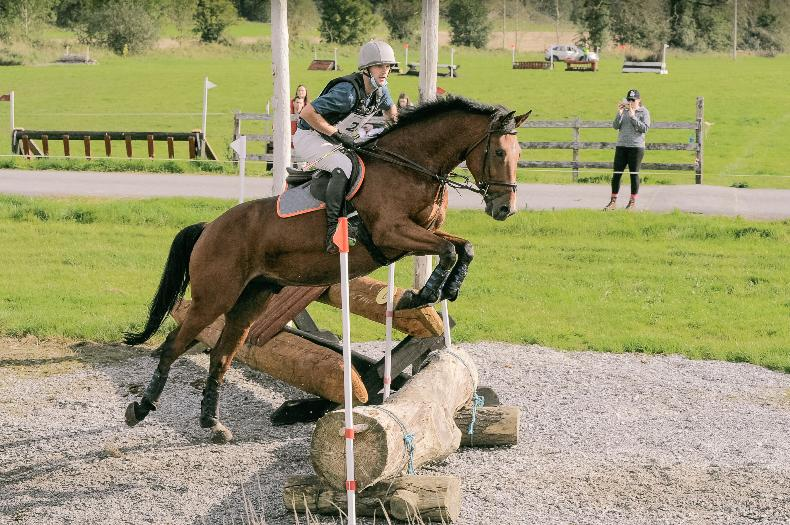 AROUND THE COUNTRY: Sligo rider on song at the AIRC national hunter trials