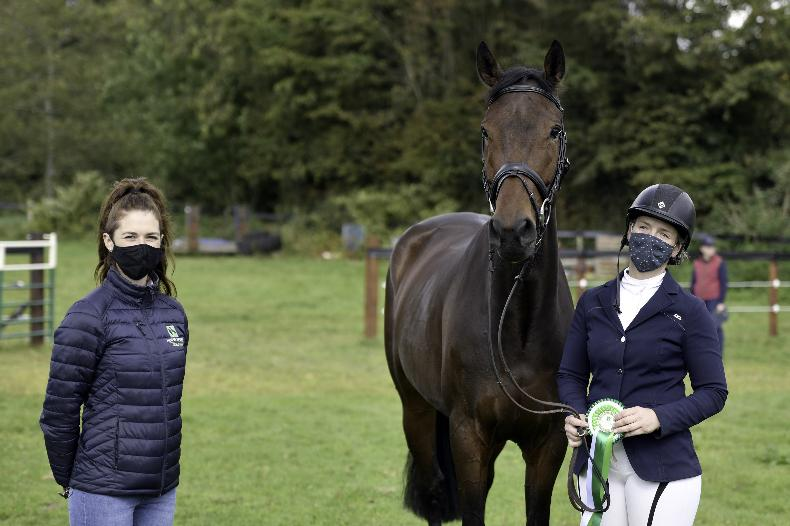 EVENTING: Power makes Scarteen trip worthwhile