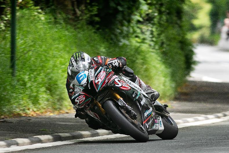 MARGIE McLOONE: Dunlop speeds to winners' enclosure
