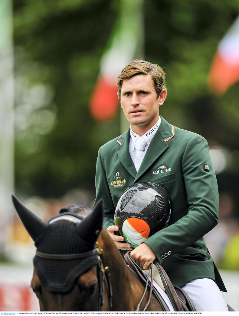 NEWS: Darragh Kenny loses top horses
