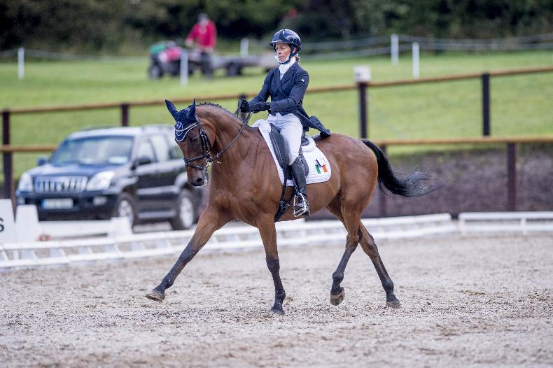 NEWS: Ennis and Daniels lead in Ballindenisk