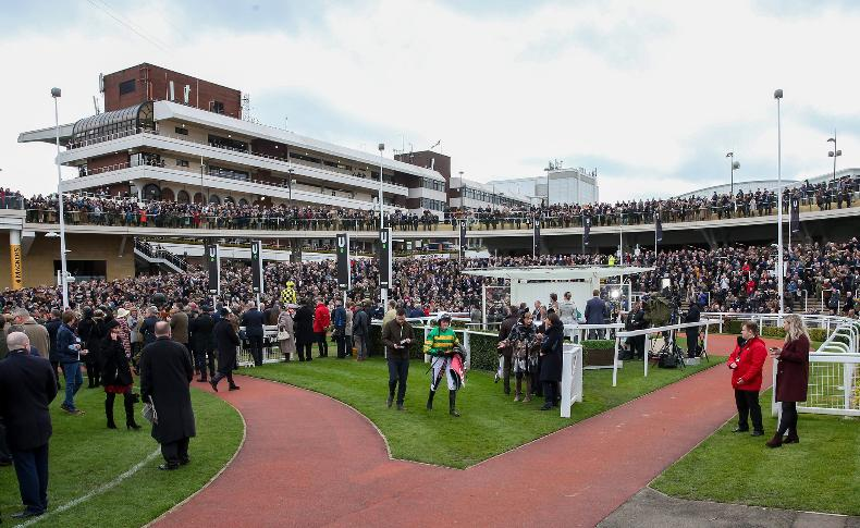 NEWS: British racing rocked by proposed six-month ban on spectators