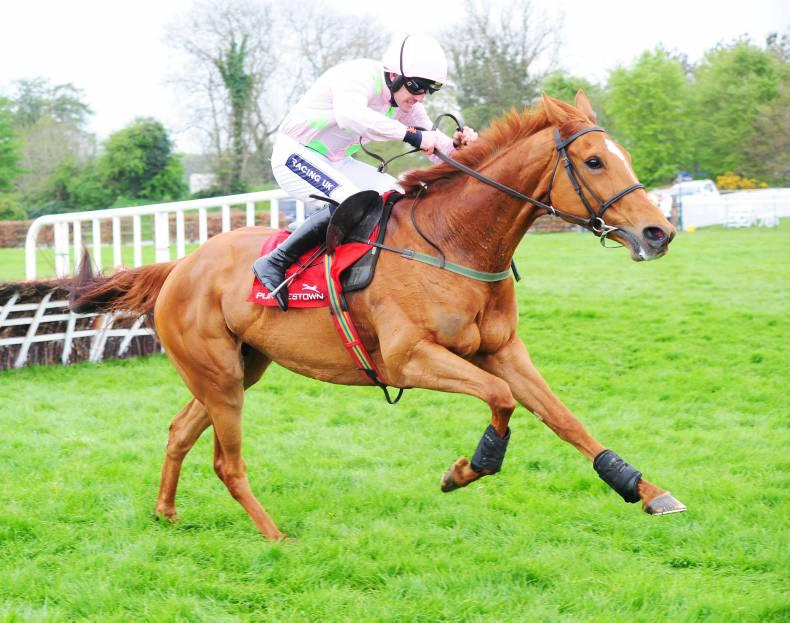 KEVIN BLAKE: Annie Power is the best of the bankers