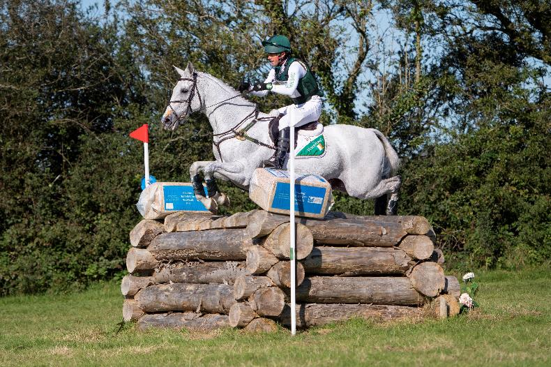 EVENTING: Top win for Watson at Ballindenisk International