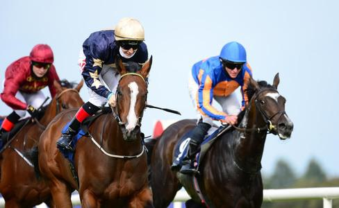 Matron victor Champers Elysees added to Sun Chariot field