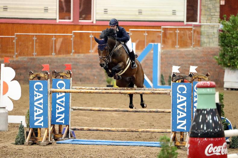 SHOW JUMPING: Derwin digs Deep for Grand Prix win