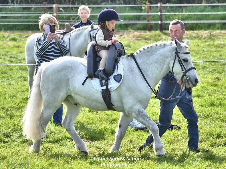 PONY TALES: Orla and Emily steal the show