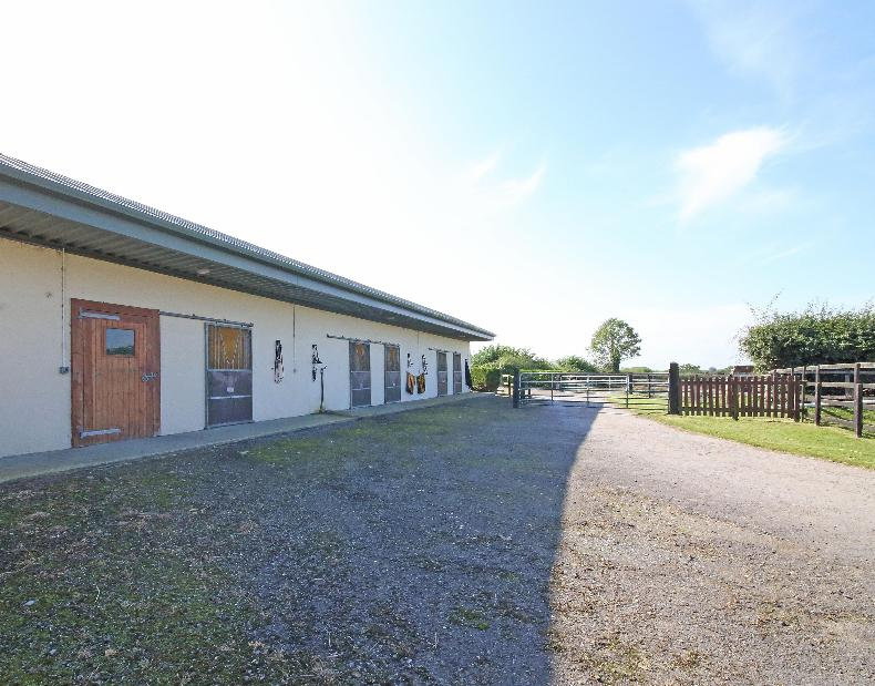 PROPERTY: Portree Stables on the market with €950k price tag