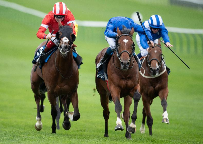 SIMON ROWLANDS: Supremacy, Lucky Vega and High Definition top of the class