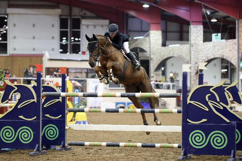 SHOW JUMPING: 'These are the days you live for in this sport'