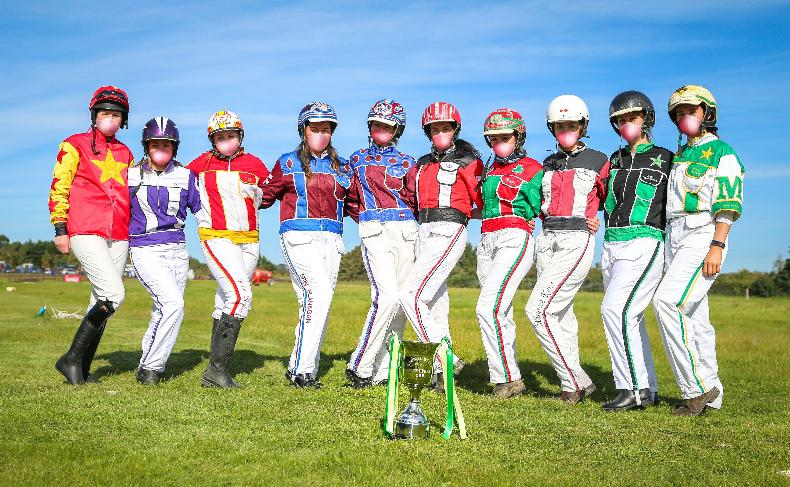 HARNESS RACING: Flanagan in fine form on Ladies Day