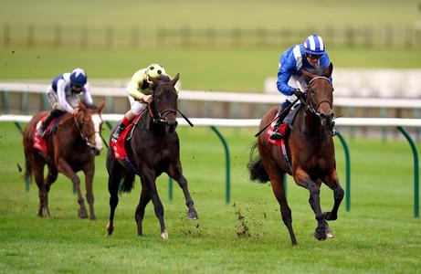 Nazeef shines in Sun Chariot victory at Newmarket