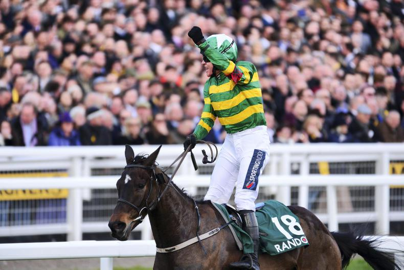 Saint Roi makes perfect return to action at Tipperary