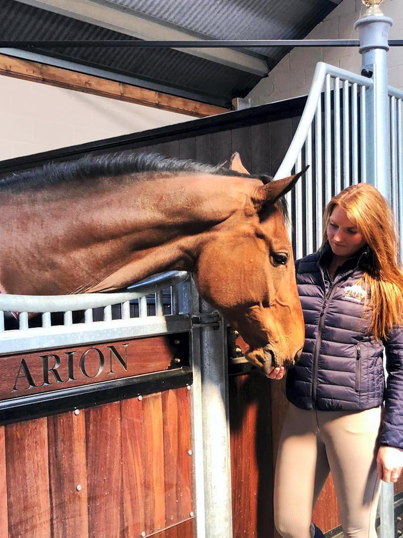 SHOW JUMPING: Jessica Burke wins Belgian Grand Prix