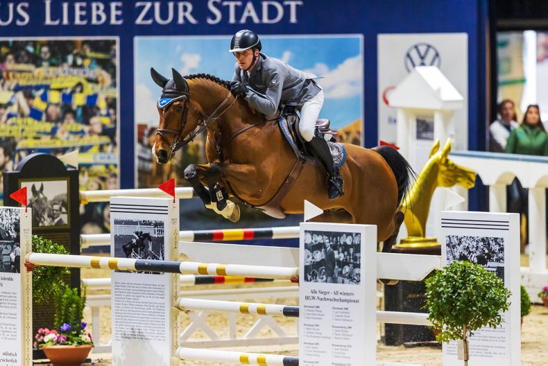 INTERNATIONAL: McMahon runner-up in German Grand Prix