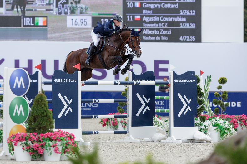 INTERNATIONAL: Lynch wins €200k five-star Grand Prix