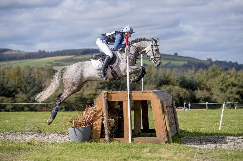 EVENTING: Gibbons continues his winning streak