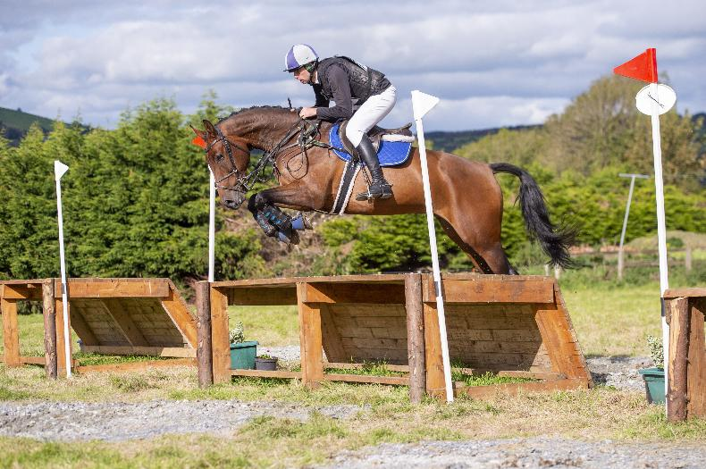 EVENTING: Dartans Hillcrest rewards O'Donnell with win