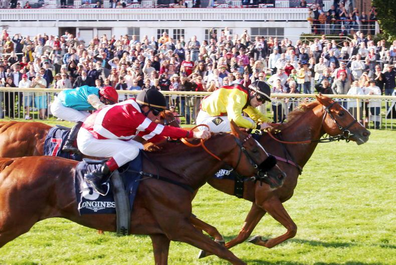 GERMANY: Tasso helps boost to German Derby form
