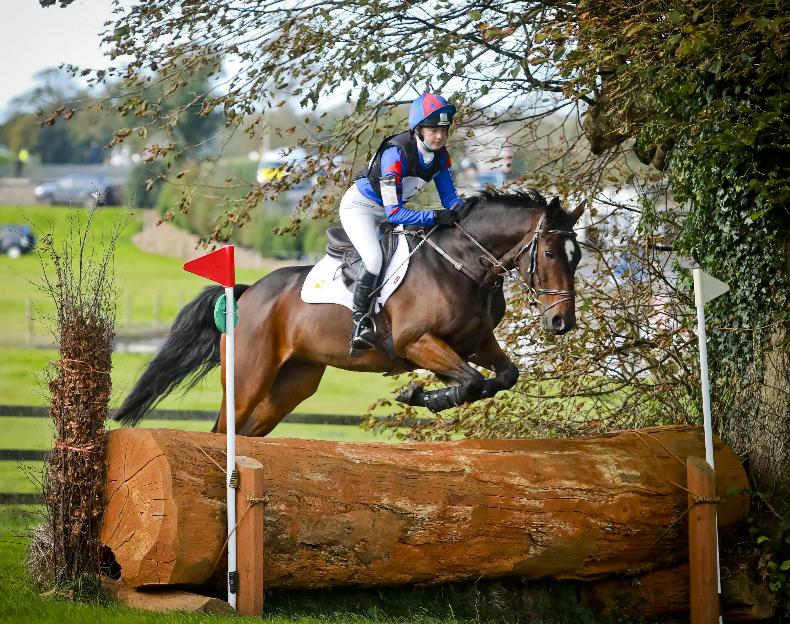 IRISH PONY CLUB: O'Connor shines to secure win
