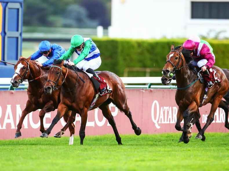 FRANCE: One Master's third triumph
